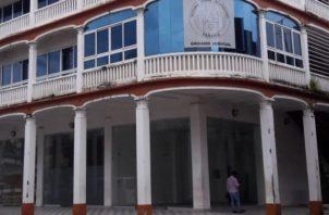 Sede del Sistema Penal Acusatorio en Colón. Foto de archivo