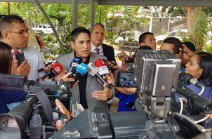 El diputado aseveró que a raíz de estas publicaciones del Diario La Prensa tiene familiares con problemas de salud.