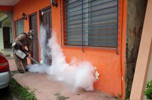 La cifra de enfermos por dengue ha aumentado en el país en las últimas fechas