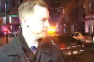 Un recinto médico fue el objetivo  se una persona que mató a un individuo e hirió a otros tres. Foto/Twitter/Policía de Denver