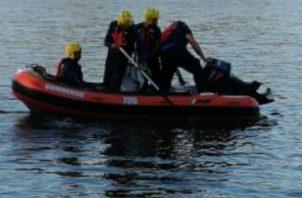 Se ha desplegado más unidades en botes para ubicar al ciudadano en Chiriquí.
