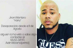 """Jironi Montero, trabajaba en un """"call center"""" ubicado en Juan Díaz."""