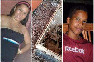 Felicita Guevara asesinó a su pareja sentimental el pasado 25 de agosto en Llano Bonito.