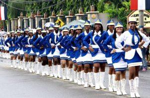 Tres horarios se manejarán este año, para los tradicionales desfiles patrios.