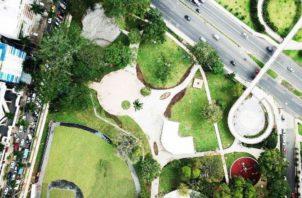 El Parque Urracá será la sede de la Tortugone Party esta tarde. Foto de archivo