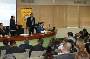 DGI capacita a nuevos agentes de retención del impuesto de inmuebles
