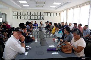 Una de las partes signatarias es el Comité de Familiares Asesinados y Desaparecidos de Chiriquí (COFADECHI), que agrupa a víctimas de la dictadura militar que en 2003 pidieron ayuda a la CIDH para que el organismo reclamara al Estado panameño responsabilidad por los delitos cometidos.