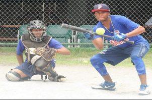 Jorge Hernández en los entrenamientos. Foto:Fedebeis