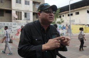Dimitri Flores dijo que nadie está por encima de la ley.