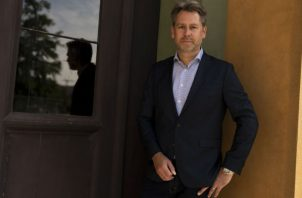 """Casper Klynge, embajador tecnológico danés, dijo que algunas empresas hoy son """"actores de la política exterior"""". Foto/ Laerke Posselt para The New York Times."""