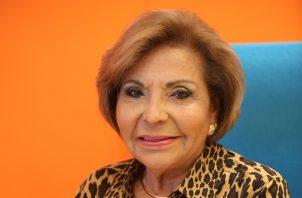 Mayín Correa es diputada de la Asamblea Nacional por el circuito 8-8.