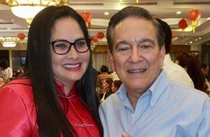 La diputada Zulay Rodríguez y el presidente Laurentino Cortizo coinciden en que hay que ponerle orden al desorden migratorio actual que hay en Panamá.