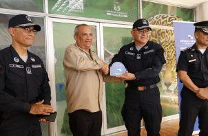 La Oficina de la Unidad de Investigación de Delitos Ambientales, se inauguró ayer.