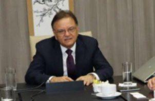 Roberto Roy actualmente es presidente de la Junta Directiva de la ACP.