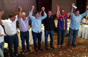 """El Partido Panameñista es presidido por José Luis """"Popi"""" Varela, hermano del presidente de la República Juan Carlos Varela."""