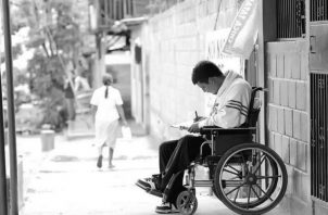 En toda sociedad, la persona con discapacidad puede encontrar su lugar si se le da la oportunidad de hacerlo.