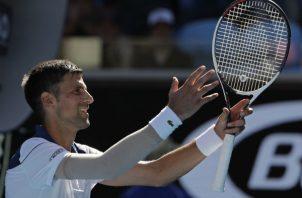 Novak Djokovic. Foto:AP