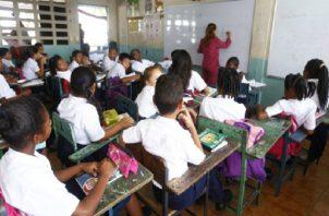 Algunas escuelas públicas también presentarán problemas de infraestructura, como en años anteriores. Archivo