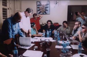 Escena de 'La Negociación'. Foto: YouTube
