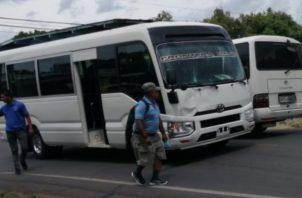 En lo que va del año 33 personas han perdido la vida por accidentes de tránsito en la provincia de Chiriquí. Foto/Mayra Madrid