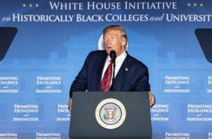 Donald Trump lleva meses atacando a la Fed por no bajar las tasas de interés.