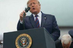 El mandatario Donald Trump ha criticado de manera recurrente a la Fed.