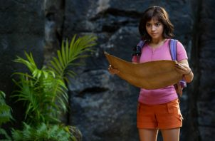 Isabela Moner, de ascendencia peruana, interpreta a Dora. Foto/ Vince Valitutti/Paramount Pictures.