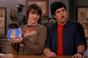 Drake Bell y Josh Peck.