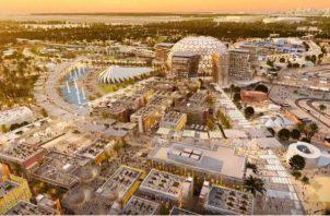 La Expo Dubái 2020 se inaugurará el 20 de octubre de 2020, y finalizará el 10 de abril de 2021. Foto/Tomada de www.expo2020dubai.com