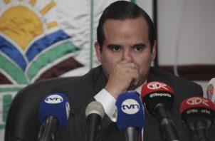 Eduardo Enrique Carles, exministro de Desarrollo Agropecuario del gobierno pasado. Foto de archivo