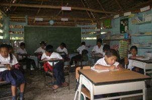 Se instalarán mesas pedagógicas. Foto de archivo