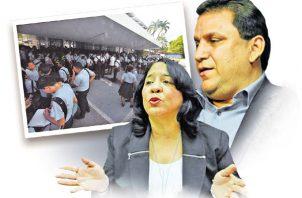 Los gremios docentes aseguran que el gobierno no quiere apoyar el sector educativo. Foto: Panamá América.