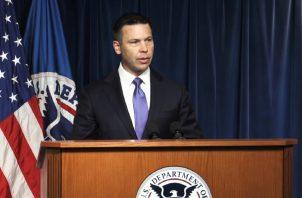 """Secretario de Seguridad,  Kevin K. McAleenan, confirmó visita a Panamá para dialogar de """"flujos migratorios"""".  Foto de cortesía"""