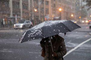 En Central Park se registraron 6,4 pulgadas convirtiendo esta tormenta de un día la más grande en 136 años.