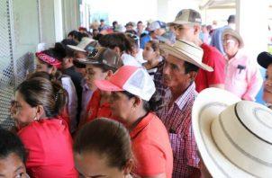 Gran entusiasmo se volvió a vivir en El Calabacito. Twitter