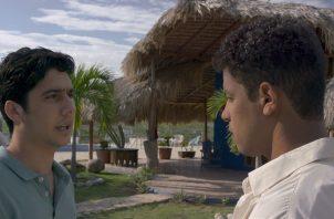 """Escena del filme dominicano """"El hombre que cuida"""", en cartelera el jueves 27 de junio a las 5:00p.m. y 7:00p.m. en el Cine Universitario en la Muestra de Cine Dominicano. Foto: http://dgcine.gob.do"""