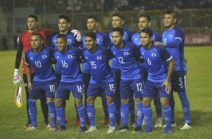 El Salvador es tercera de su grupo Foto EFE