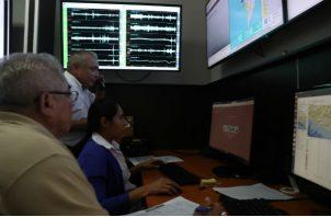 """El sismo alcanzó una intensidad de 6 en la escala de Mercalli modificada, con una percepción """"fuerte"""" y un daño potencial """"leve""""."""