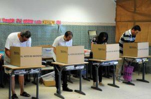 Repetirán elecciones en tres corregimientos por empate entre candidatos. Foto: Panamá América.