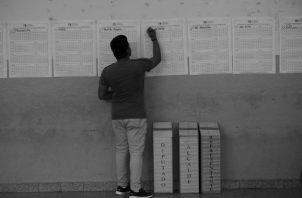 Las elecciones transcurrieron de forma responsable, por parte del electorado, desde el punto de vista de la concurrencia a cumplir con el deber ciudadano de ejercer el sufragio. Foto: EFE.
