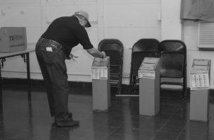 Es seguro que la población asistirá masivamente a las urnas para elegir a sus representantes. Foto: Archivo.