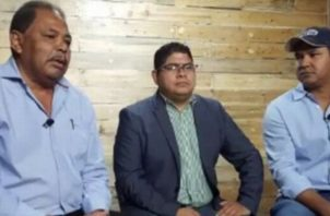 Ambos candidatos fueron entrevistados por el director de Panamá América, Dustin Guerra