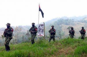 El combate fue en una zona rural. Foto: Archivo/Ilustrativa.