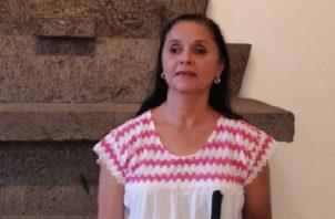 Elodia Muñoz. Foto: Cortesía