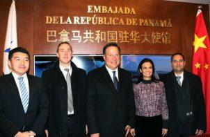 Panamá dispuesta a cumplir compromiso de reciprocidad con China. Foto/Cortesía