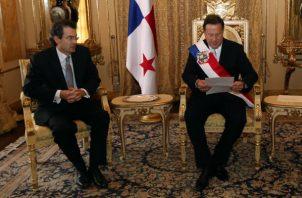 Embajada de España se pronuncia por incidente de tránsito que involucra a embajador de España en Panamá. Foto/Cortesía
