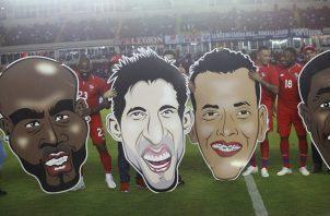 Blas, Baloy, Tejada y Penedo fueron los protagonistas.