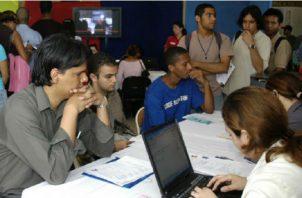 Los niveles de contratación de personal para el cuarto trimestre no aumentarán.Foto/Archivo