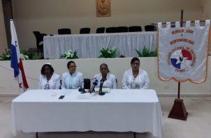 La denuncia de las enfermeras se registra ante  una serie de procesos disciplinarios  que se han abierto a varias integrantes de ese gremio.