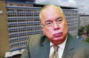 Enrique Lau Cortés fue subdirector  de la CSS entre los años 1996 y 1999.